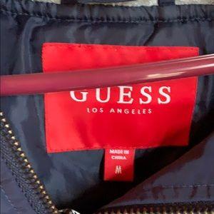 Guess puffer coat